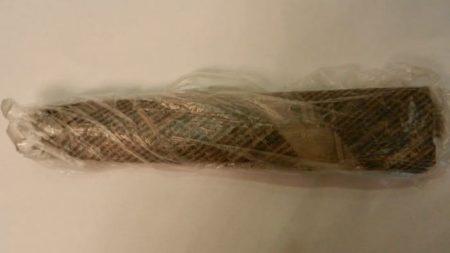 Укоренение с помощью газет и пакета